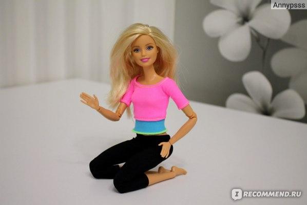 "Barbie Кукла ""Безграничные движения"" / Made to Move, Pink Top фото"