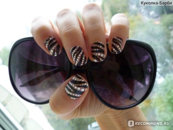 Наклейки для ногтей Brigitte Bottier Nail Foils фото