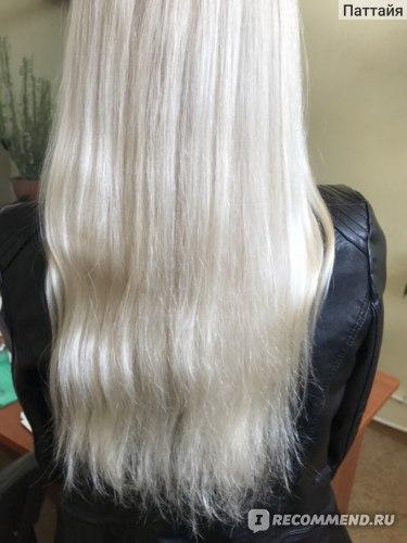 """«Бальзам Gliss Kur """"Жидкий шелк"""" для ломких, лишенных блеска волос»"""