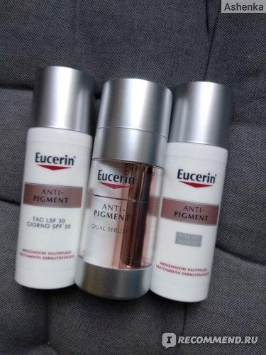 Двойная сыворотка против пигментации Eucerin Anti-Pigment фото