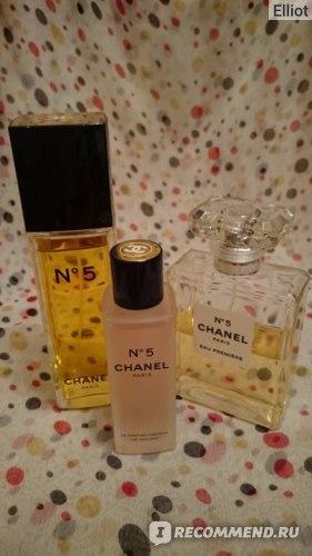 Парфюмированная вуаль для волос Chanel N*5 фото