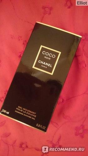 Пенящийся гель для душа Chanel Coco Noir фото