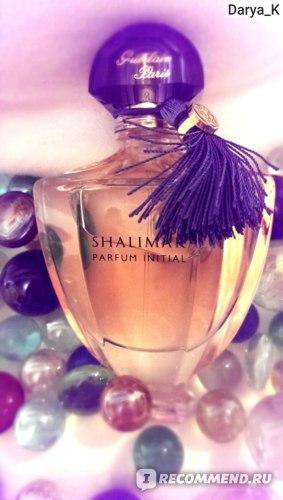 Guerlain Shalimar Parfum Initial фото