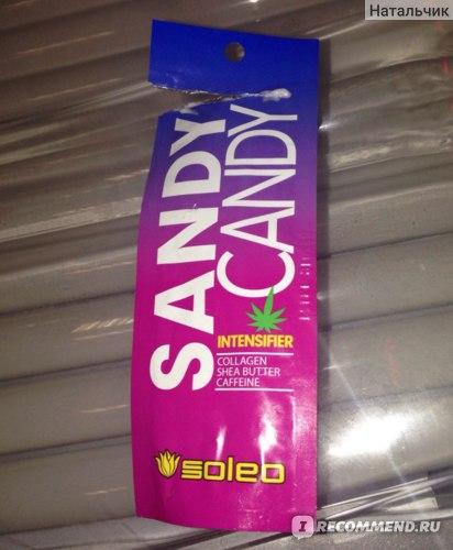 Крем для солярия Soleo Sandy Candy фото