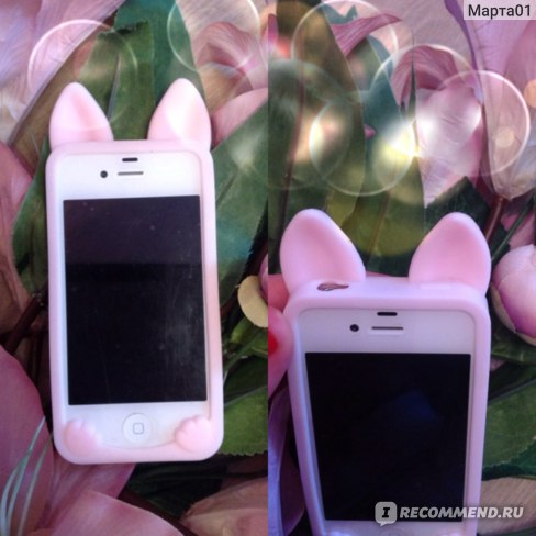 Чехол для мобильного телефона Apple Aliexpress New! 3D Cute Koko Cat intelligence control switch button Soft Silicone Cases for iPhone 6 4.7 back cover Ear can Open the screen фото