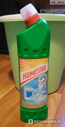 Чистящий гель Homestar Универсальный 10 в 1 фото
