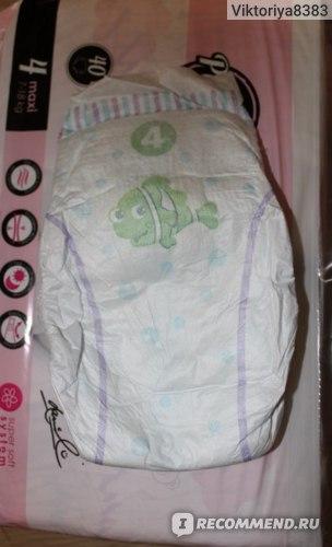 Подгузники Poopeys baby care  фото