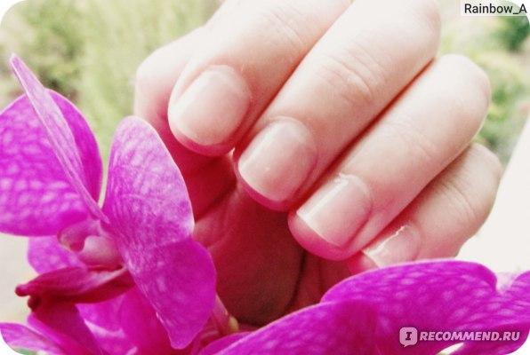 Гель для укрепления ногтей Faberlic с монардой фото