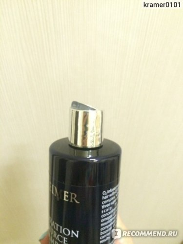 Шампунь Soleimer косметика O2 фото