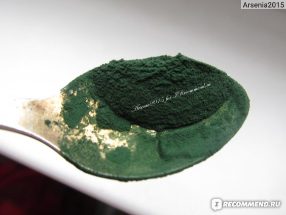 Спирулина Royal Forest порошок 100 г фото