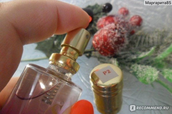 S Parfum Парфюмерная вода Р2  фото
