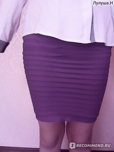 Юбка AliExpress New Fashion 2015 Office Lady Skirt Summer Women High Waist Candy Color Elastic Pleated OL Mini Short Skirts Free Shipping фото