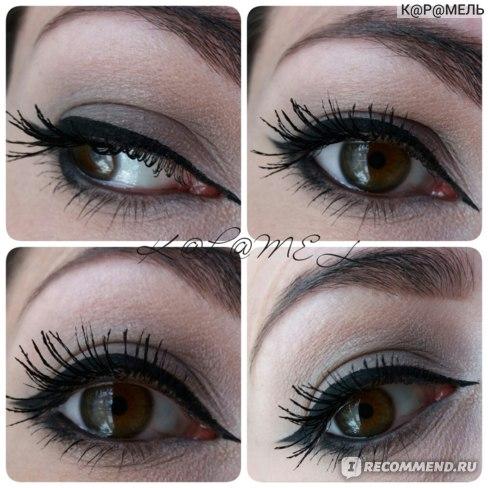 Flormar Pretty Compact Quartet Eyeshadow Р046 Smokey Eyes