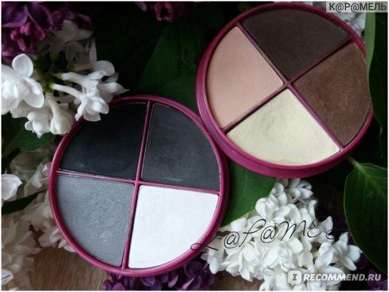 Flormar Pretty Compact Quartet Eyeshadow