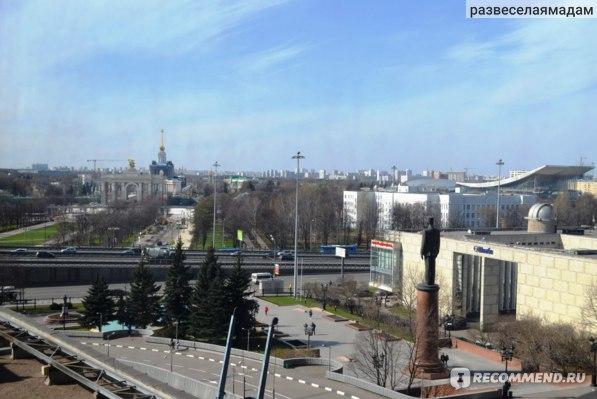 Гостиница Космос 3*, Россия, Москва фото
