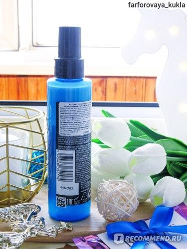 Увлажняющий спрей для волос MATRIX Total results Moisture me rich Moisture Cure отзыв