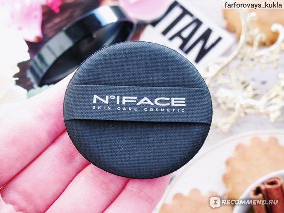 Тональный кушон n1face cc cushion #21 отзыв