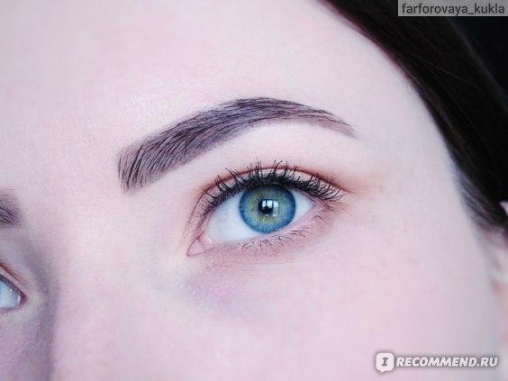 Набор для стилизации и макияжа бровей Eveline All In One Eyebrow set  отзыв