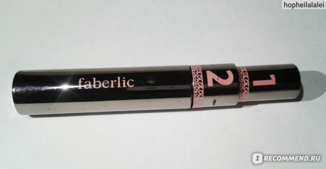 Тушь для ресниц Faberlic  Secret Agent mascara/Секретный Агент - длина + объём фото