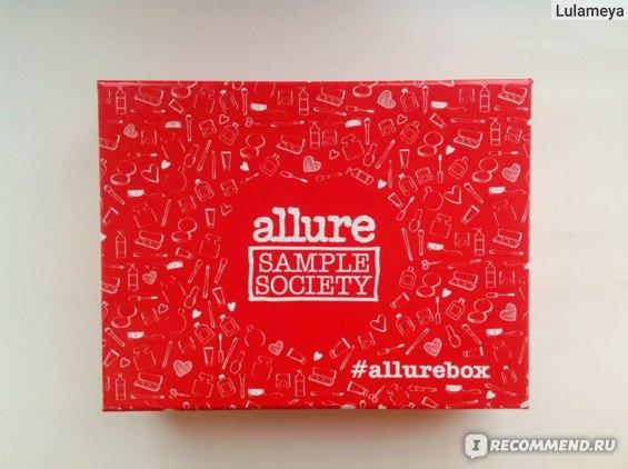 Коробочка Allurebox