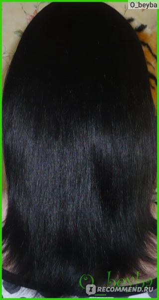 """Бальзам - ополаскиватель Чистая линия """"Черная смородина"""" для непослушных волос фото"""