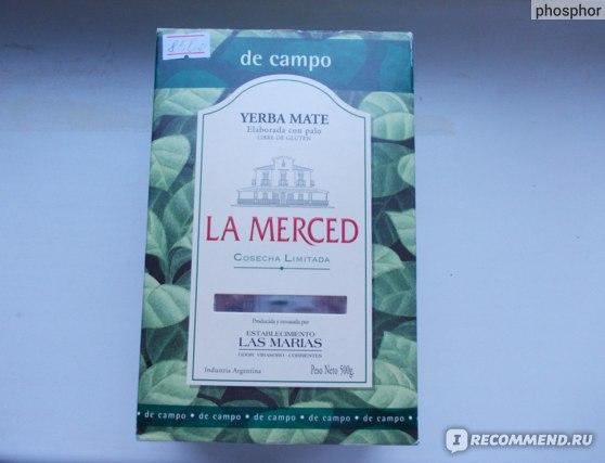 Матэ La Merced De Campo  фото