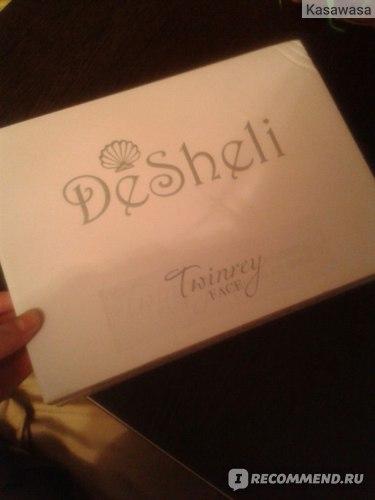 "Аппарат для косметического ухода за лицом в домашних условиях Desheli ""Twinrey"" фото"