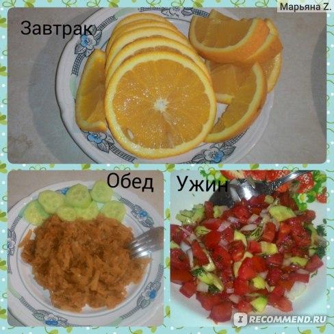 Атомная диета фото рецепты