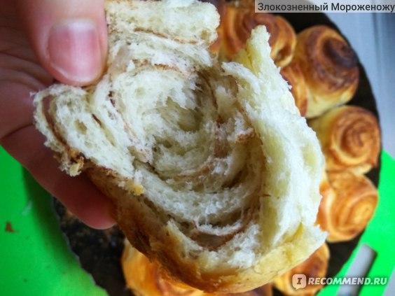 Мука пшеничная Луховицкая Хлебопекарная Высший сорт фото