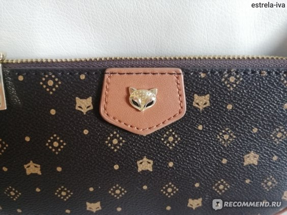 Сумка Женская Aliexpress FOXER 2020 New 3 in 1 Crossbody Monogram Bags Signature Women Bag Removable Coin Purse PVC Leather Female Fashion Shoulder Bags фото