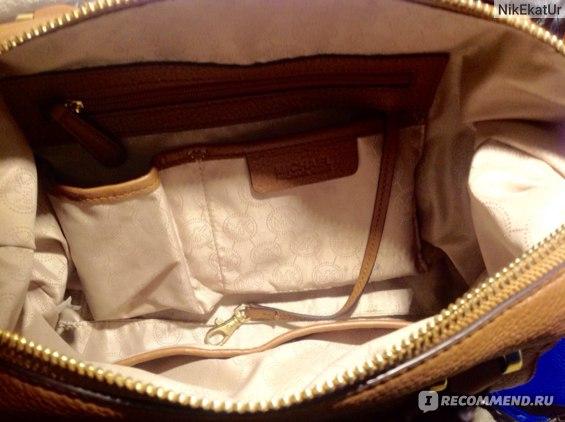 Потайной карман и карабин для ключей