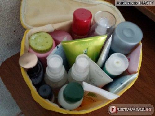 """Кейс для косметики Avon """"Солнечный берег"""" фото"""