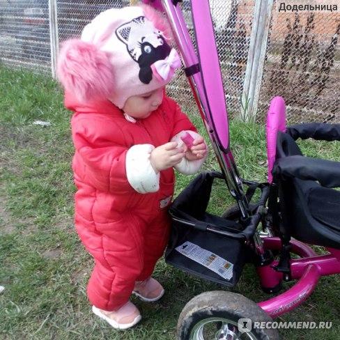 Детский велосипед JETEM Lexus Trike фото