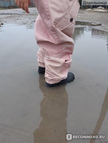 Зимние ботинки Kuling Isaberg Woody Rose