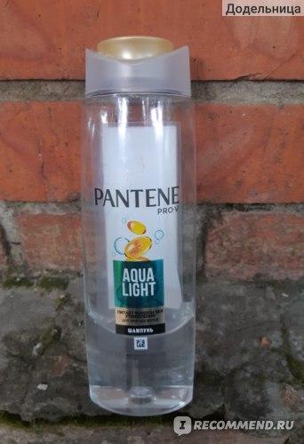 Шампунь Pantene Pro-V Aqua Light фото