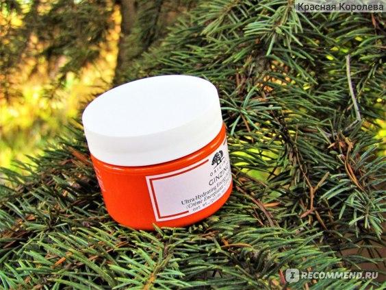Крем для лица Origins GinZing Ultra-Hydrating Energy-Boosting Cream фото