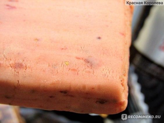 Протеиновый батончик Bombbar Клубника фото