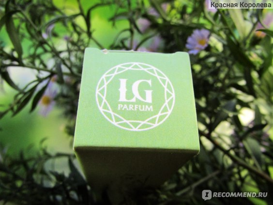 """LG Parfum """"L'arce-en-ciel"""" Vivant фото"""