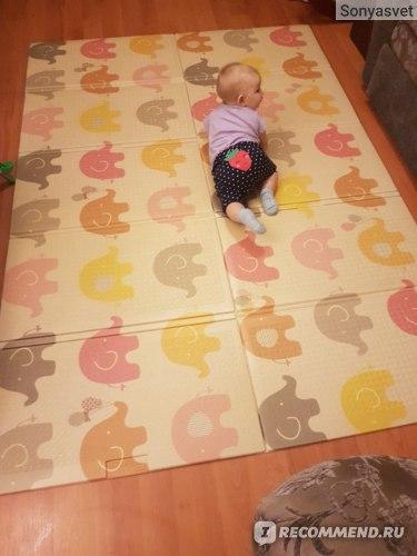 Полный размер коврика