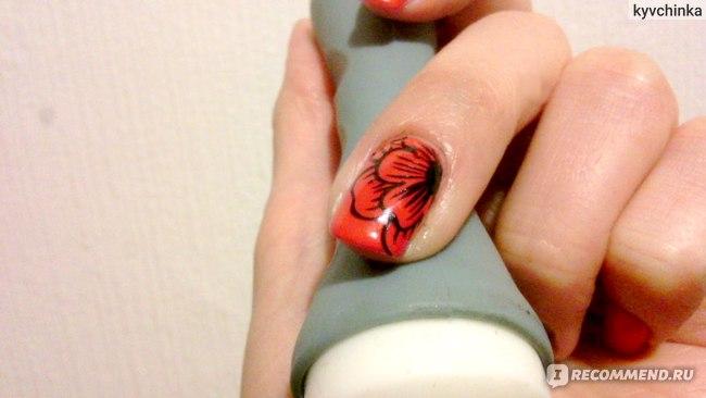 Краска для стемпинга MASURA STAMP-INK классическая (НЕисчезающая) фото