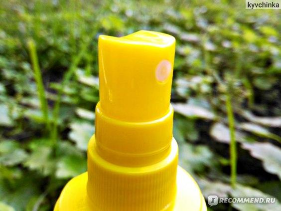 Аква спрей от комаров Дэта на водной основе фото