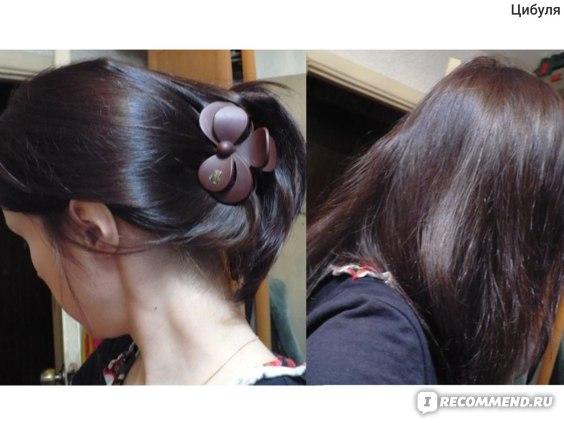 Как же сложно фотографировать собственные волосы! :)