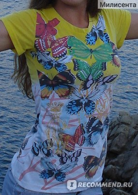 Майка AliExpress Fashion Sexy Printing Short-sleeved Women Dress S M L XL фото