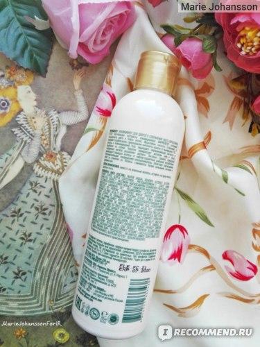 Кондиционер для волос Pharma Fleur для долгого сохранения цвета окрашенных волос.
