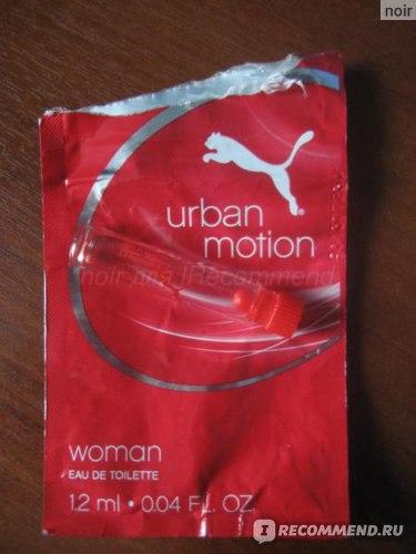 Puma  Urban Motion фото