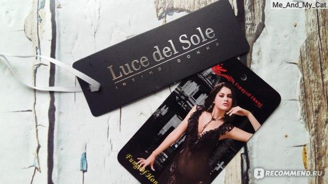 Пояс для чулок Luce del Sole Fata 1281 фото