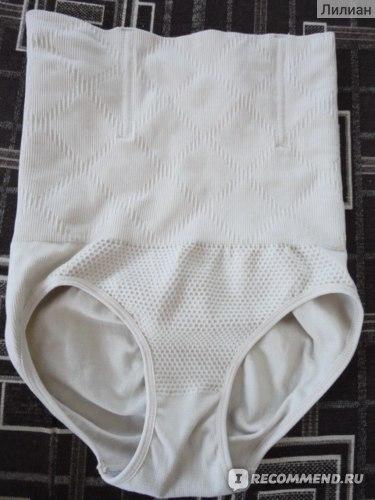 Корректирующее нижнее белье Aliexpress Maternity High Waist slimming Panties Puerperal Butt-lifting Seamless body Shaper Corselets Bamboo Crotch фото