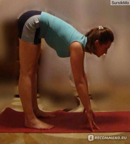 Помогла ли вам йога похудеть
