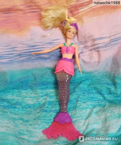 Barbie Dreamtopia Русалочка со слаймом, GKT75