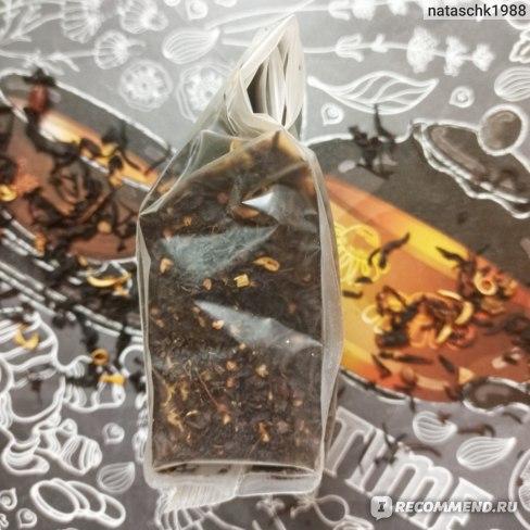 Чай Teaco Облепиха с индийским черным чаем и грушей